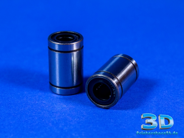 LM8UU Linearlager 8mm - Kugellager Bearing Welle